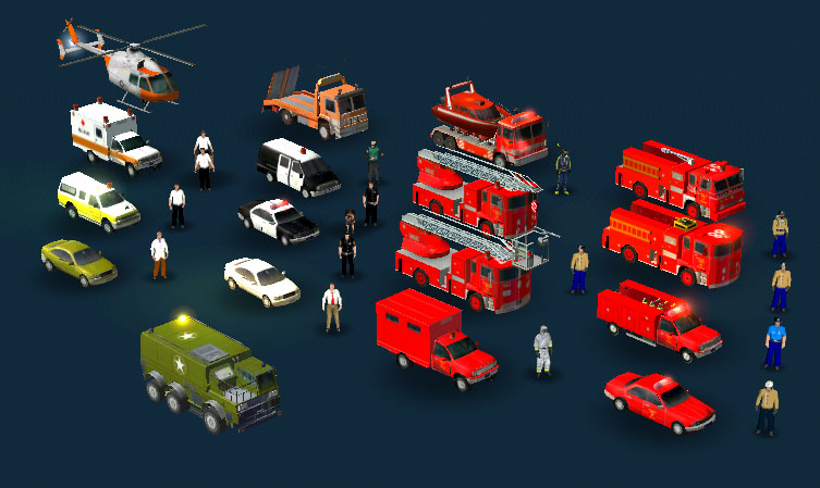 Emergency 5 mods